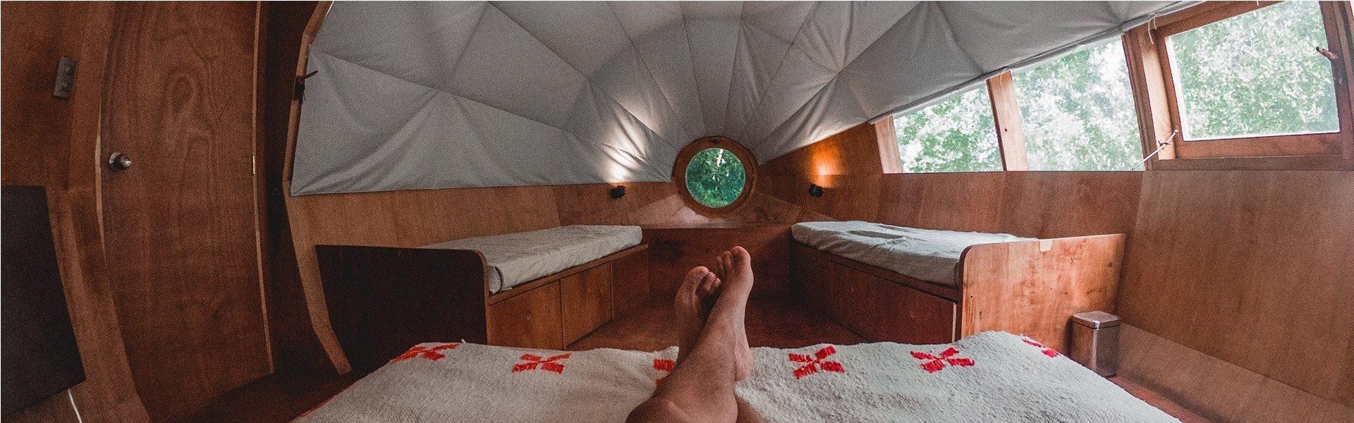Biosfera Lodge. Valparaíso